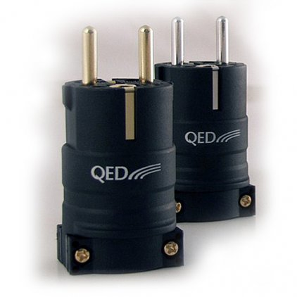 QED Performance Euro Plug Gold