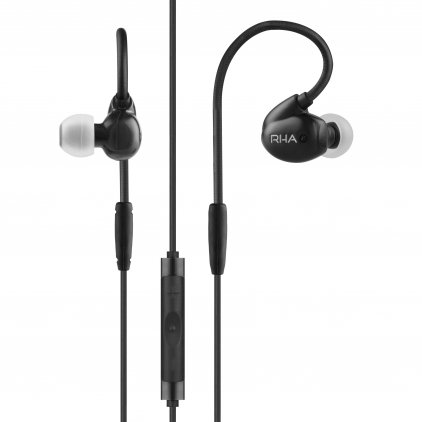 Наушники RHA T20i black Earphones