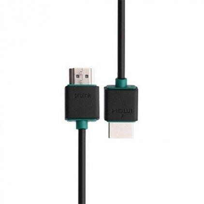 HDMI кабель Prolink PB368-0150 (HDMI High speed (2.0) with Ethernet, (AM-AM), 1,5м., тонкий)