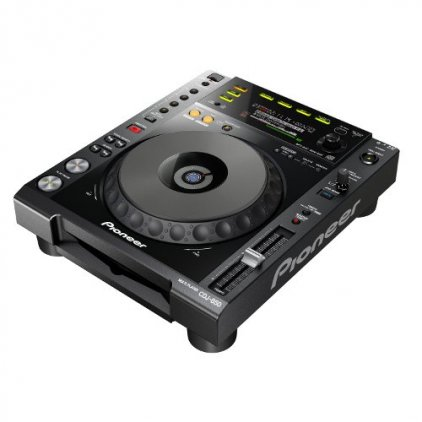 Pioneer CDJ-850-K DJ