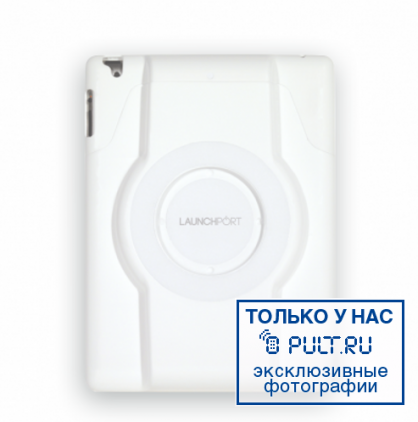 iPort LaunchPort AP.4 SLEEVE for iPad 4th Generation whi