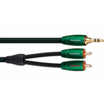 AudioQuest Evergreen, 2.0m (3.5mm-RCA)