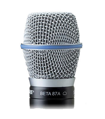 Shure SLX2/BETA87A L4E