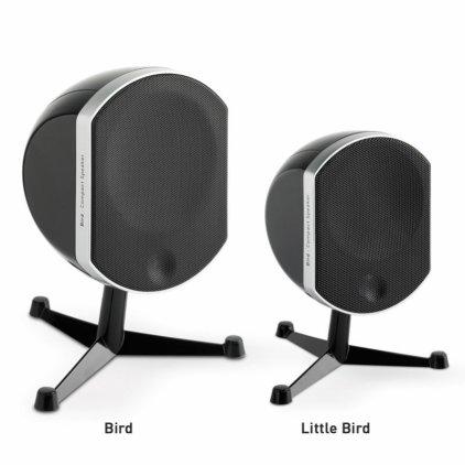 Комплект акустики Focal-JMlab Little Bird 2.1 System black