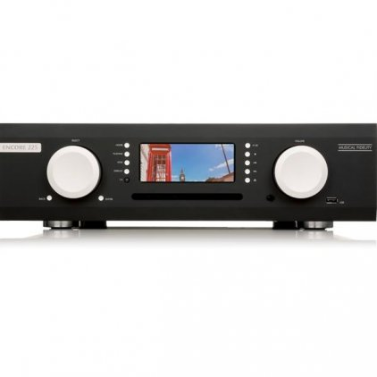 Сетевой аудио проигрыватель Musical Fidelity M6 Encore 225 Streaming Music System black