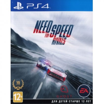 Sony Игра для PS4 Need for Speed Rivals, рус. док
