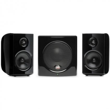 PSB Alpha 1-100 gloss black