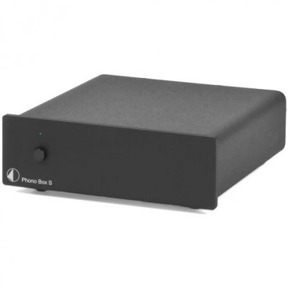 Фонокорректор Pro-Ject Phono Box S Black