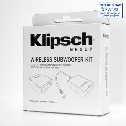 Klipsch WA-2 CE Subwoofer Kit (Аксессуар для беспроводного