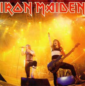 Виниловая пластинка Iron Maiden RUNNING FREE (LIVE) (Limited)