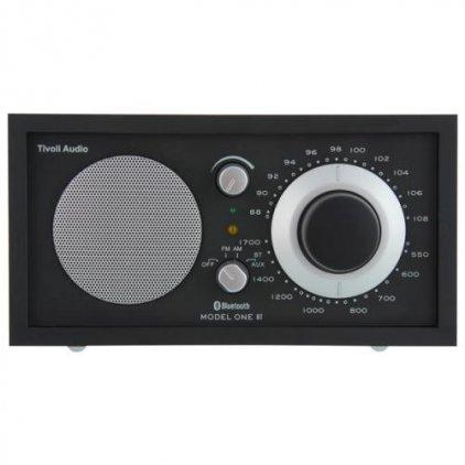 Радиоприемник Tivoli Audio Model One BT black/black-silver (M1BTBBS)