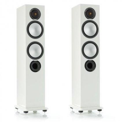 Напольная акустика Monitor Audio Silver 6 high gloss white