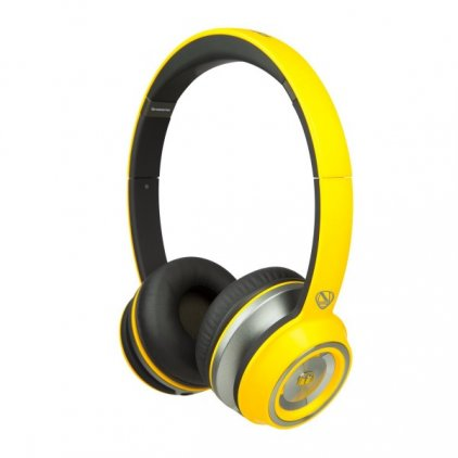 Наушники Monster NTune On-Ear Neon Yellow (128584-00)