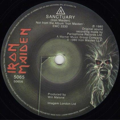 Iron Maiden SANCTUARY (Limited)