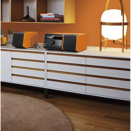 Yamaha MCR-B020 orange