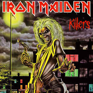 Iron Maiden KILLERS (180 Gram)
