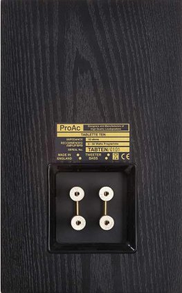 ProAc Tablette 10 black ash