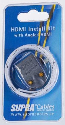 Набор Supra HDMI Install KIT MET-B/Nylon Braid