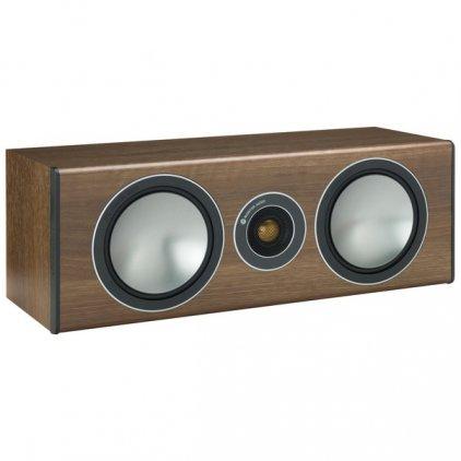Monitor Audio Bronze set 5.1 walnut (6+1+Centre+W10)