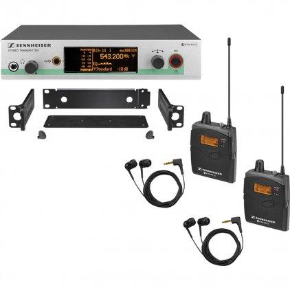 Sennheiser EW 300-IEM-G3-G-X UHF