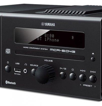 Yamaha MCR-B043 black