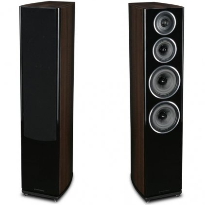 Wharfedale Diamond 11.4 Black wood
