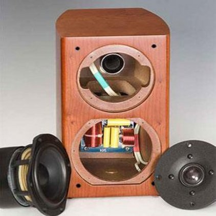 Акустическая система Peachtree Audio D5 Rosewood