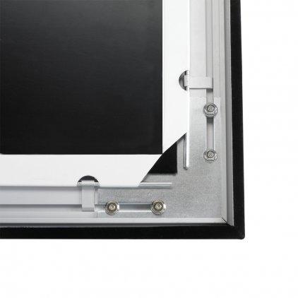 "Экран Digis DSVFS-16905/G (VELVET, формат 16:9, 117"", 163/277, рабочая поверхность 146*260, HCG, обтянут чёрным бархатом)"
