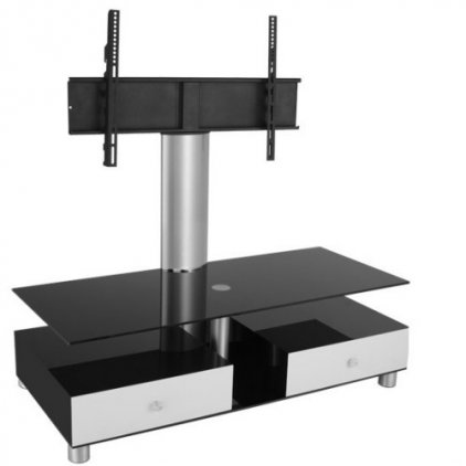 Подставка под ТВ и HI-FI Ultimate CASI 556 white