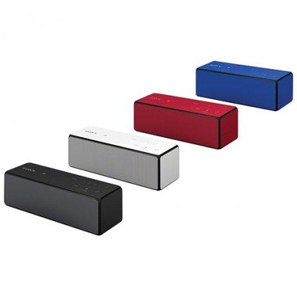Портативная акустика Sony SRS-X33 white