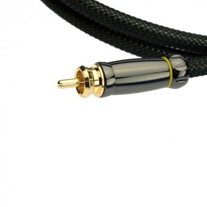 Silent Wire RCA Series 4, gold