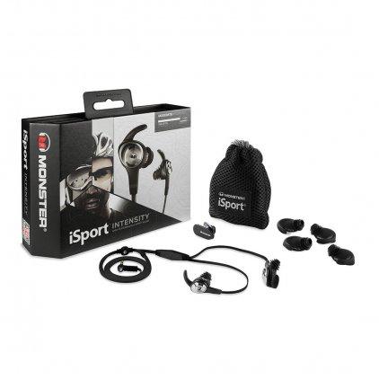 Monster iSport Intensity In-Ear Black (137019-00)