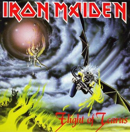 Виниловая пластинка Iron Maiden FLIGHT OF ICARUS (Limited)