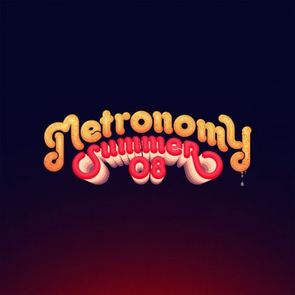 Metronomy SUMMER 08 (LP+CD)