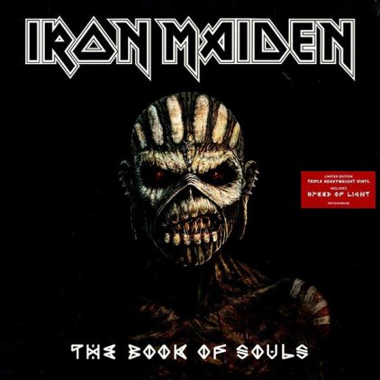 Iron Maiden THE BOOK OF SOULS (180 Gram)