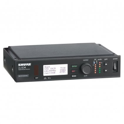 Shure ULXD4E K51 606 - 670 MHz