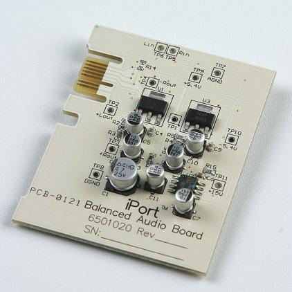 Мультирум iPort IW-2 Series Balanced Audio Upgrade Kit