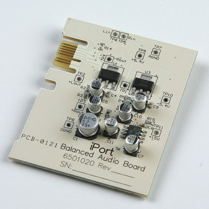 iPort IW-2 Series Balanced Audio Upgrade Kit