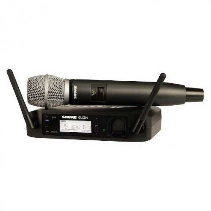 Shure GLXD24E/SM86 Z2 2.4 GHz