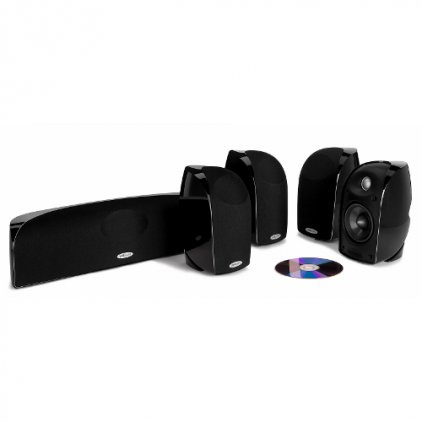 Polk Audio TL250 black