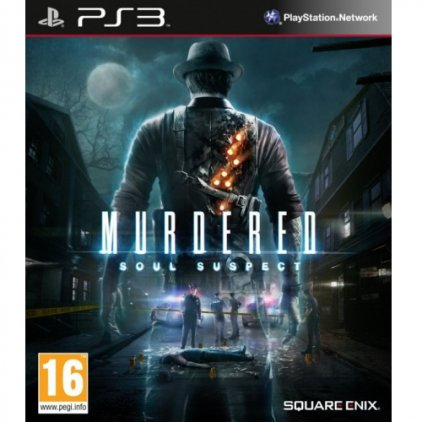 Sony Игра для PS3 Soft Disk Murdered: Soul Suspect русская версия