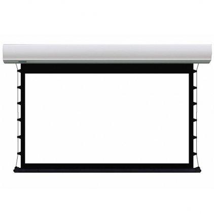 "Экран Lumien Cinema Tensioned Control 186x317 см (раб.область 166х295 см) (133"") Matte White Sound (белый корпус) LCTC-100140"