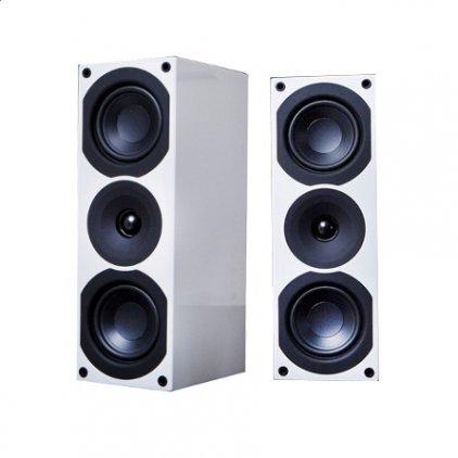Полочная акустика System Audio SA Saxo 10 High Gloss White