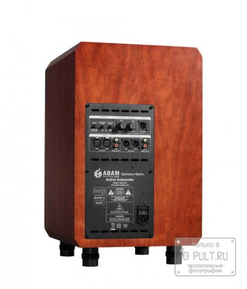 Adam Audio Sub 260 cherry