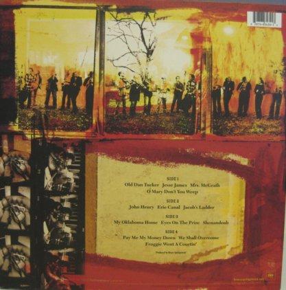Виниловая пластинка Bruce Springsteen WE SHALL OVERCOME: THE SEEGER SESSIONS (180 Gram)