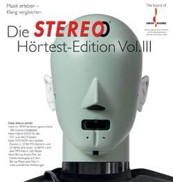 In-Akustik Die Stereo Hortest Edition III (CD, LP, DVD, Blu-ray) #0167927