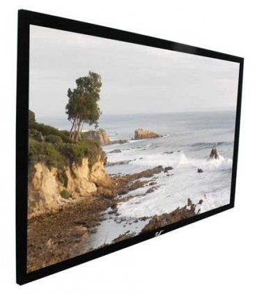 "Elite Screens R120WH1 (120""/16:9) 149x266см CineWhite"