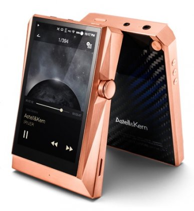 Astell&Kern AK380 256Gb Copper