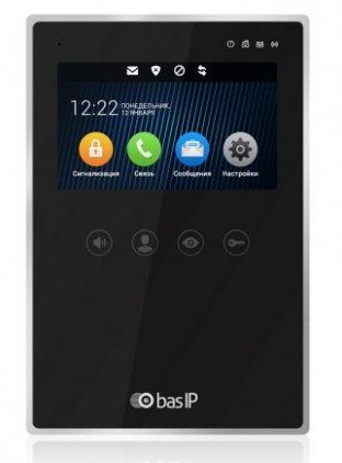 Видеодомофон BAS-IP AZ-04 B v3