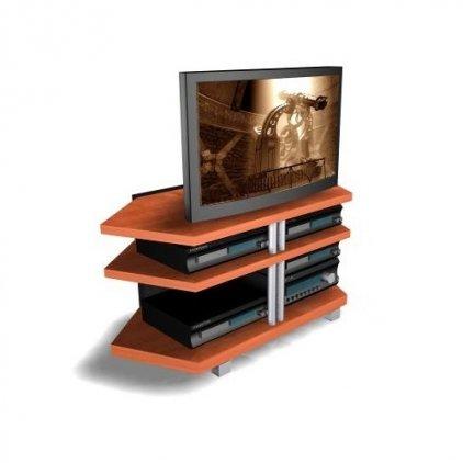 Подставка под ТВ и HI-FI Soundations La Casa Corner cherry